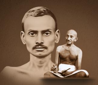 Shrimadji & Gandhiji