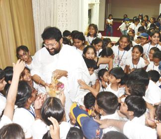 Shrimad Rajchandra Divinetouch
