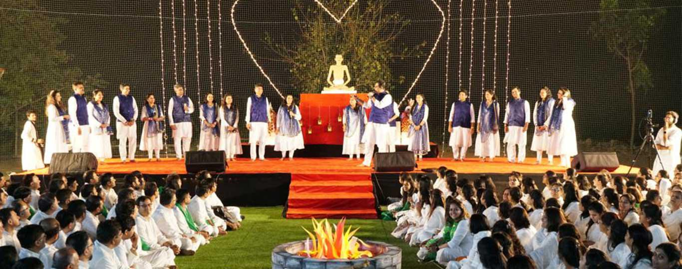Hridayarpit - Sarvarpit Retreat 2020