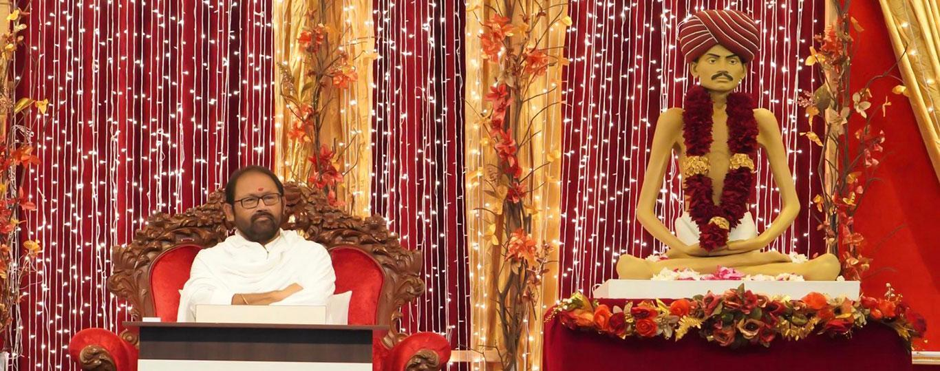 Commemorating Pujya Gurudevshri's 54th Birthday