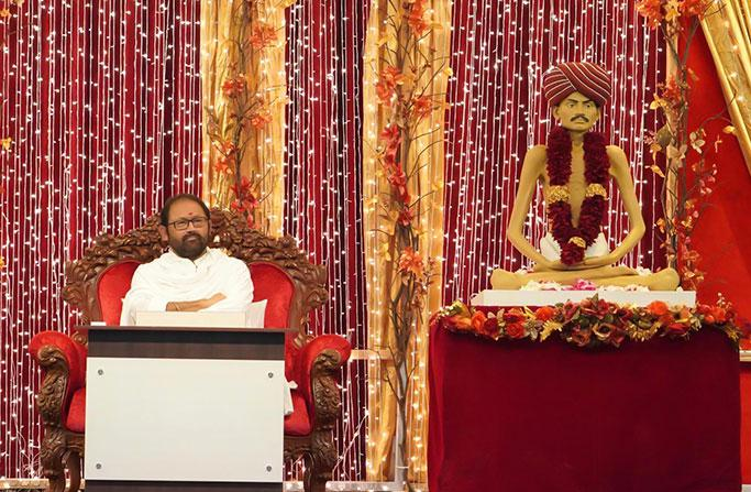 Commemorating Pujya Gurudevshri's 54th Birthday
