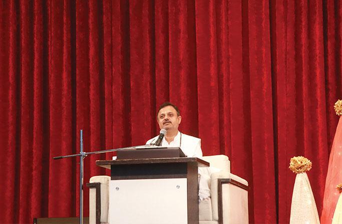 Shibir on Shrimad Rajchandraji's 'Mool Marg Sambhlo Jinno Re'